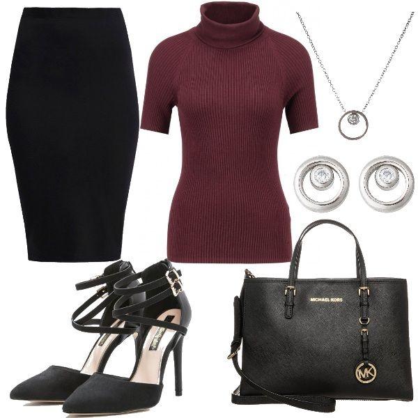 size 40 63692 7319e Outfit adatto in particolar modo per il lavoro di ufficio ed ...