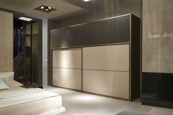 Fimes, Salone del Mobile 2017, Milano No size limit for this new concept of closet, new from Il Salone del Mobile 2017. #furniture #fimes #bed #closet #bedroom #living #sofa #green #gold #milano #milanodesignweek2017 #ilsalonedelmobile2017 #fieradelmobile2017 #glamour #interior #interiordesign #design #modernstyle #madeinitaly