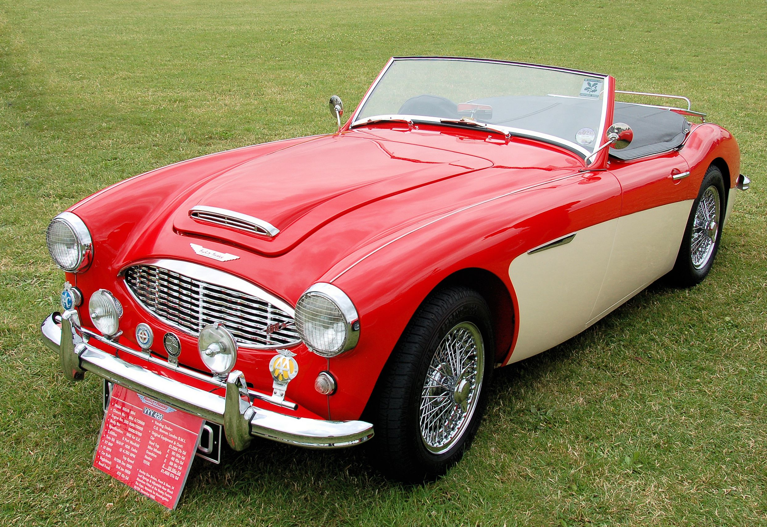 Austin Healey British Autos Pinterest Austin Healey Cars