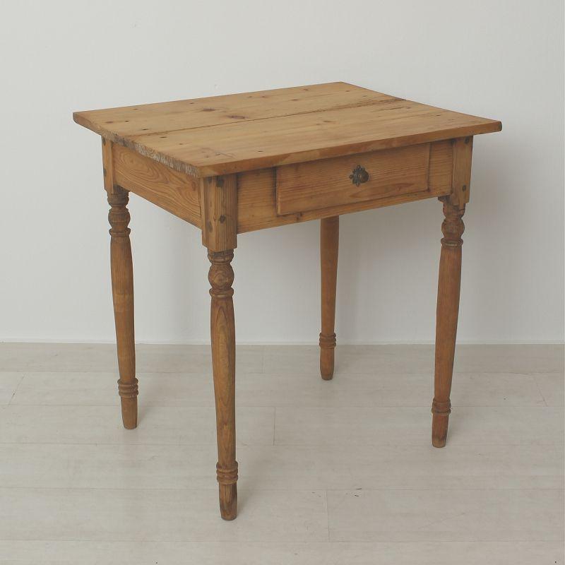 Alter Holztisch Klein