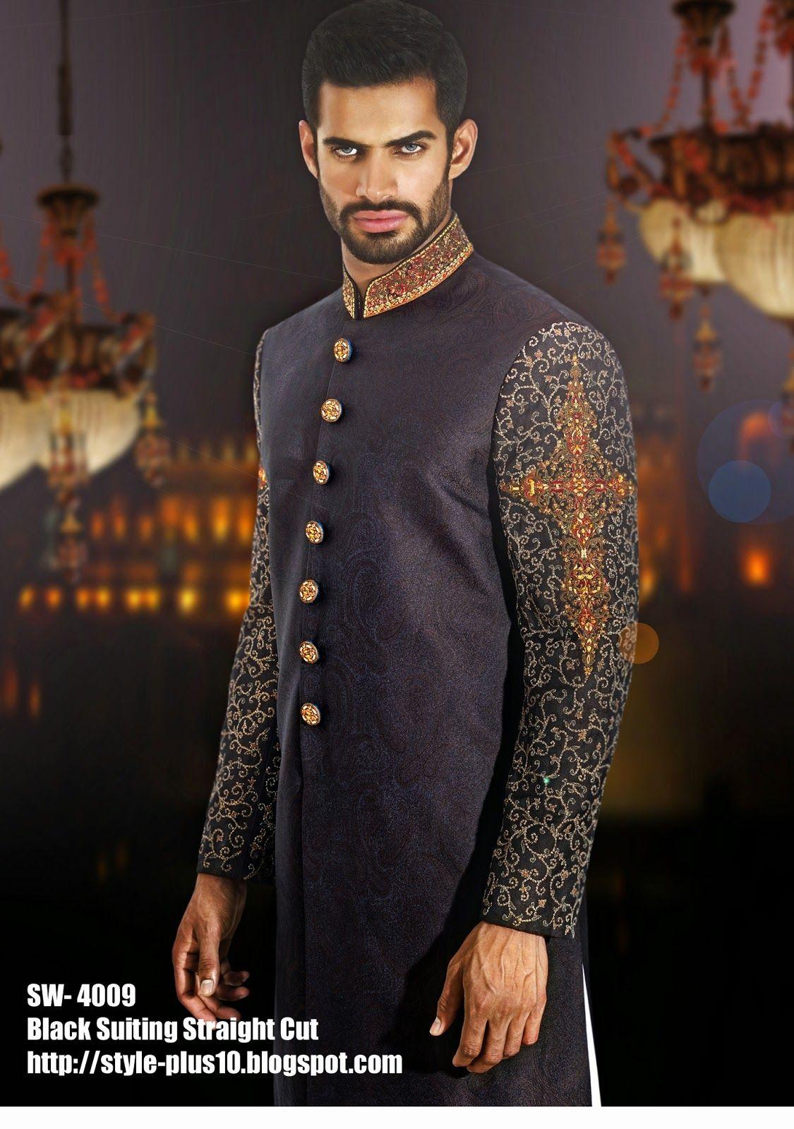 Pin On Amir Adnan Wedding Couture Collection 2015 For Men