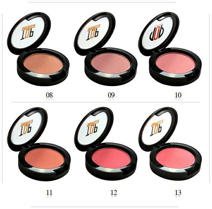 بلاشر توب كلر 2 12 لون مختلف للبلاشر مصنوعه من افضل المكونات لتمنحك طلة طبيعيه مفعمه بالنضاره لون ناعم وثابت لأطول فت Eyeshadow 10 Things Beauty