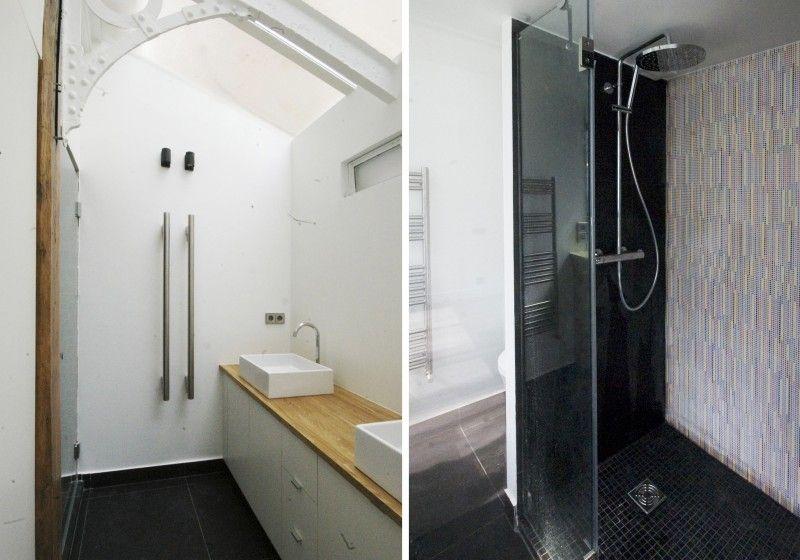 alazard architecte paris salle de bain   Salle de bain Pinterest