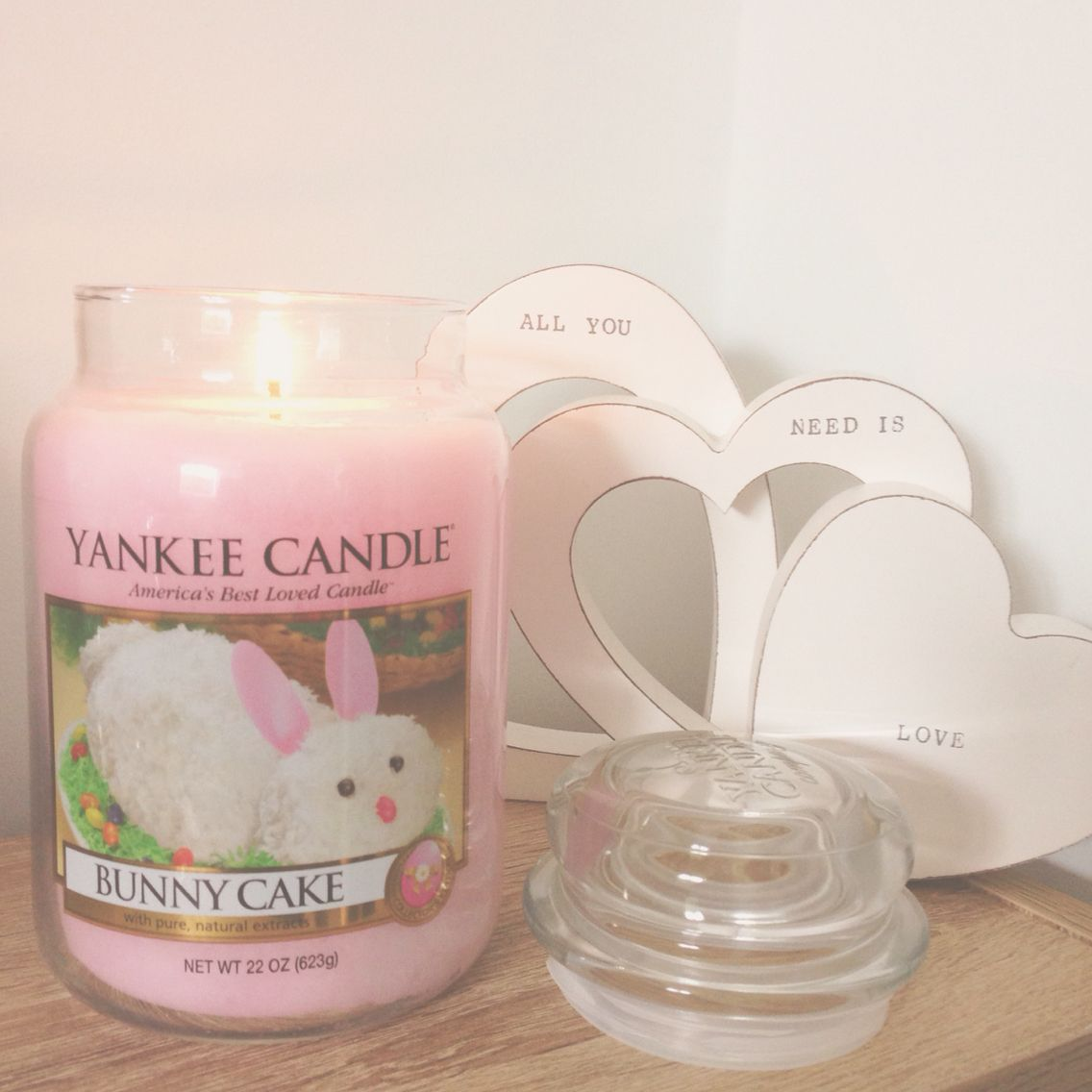 Bunny cake largejar bunny cake best candles yankee candle