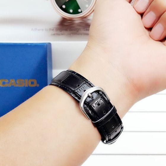 Dây đeo của Casio MTP-V004L-1AUDF có thể dễ dàng điều chỉnh