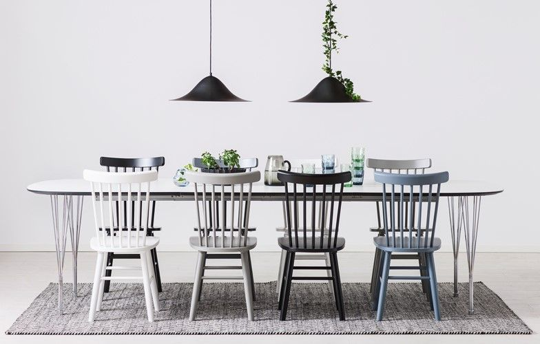 pinnstolar och bord