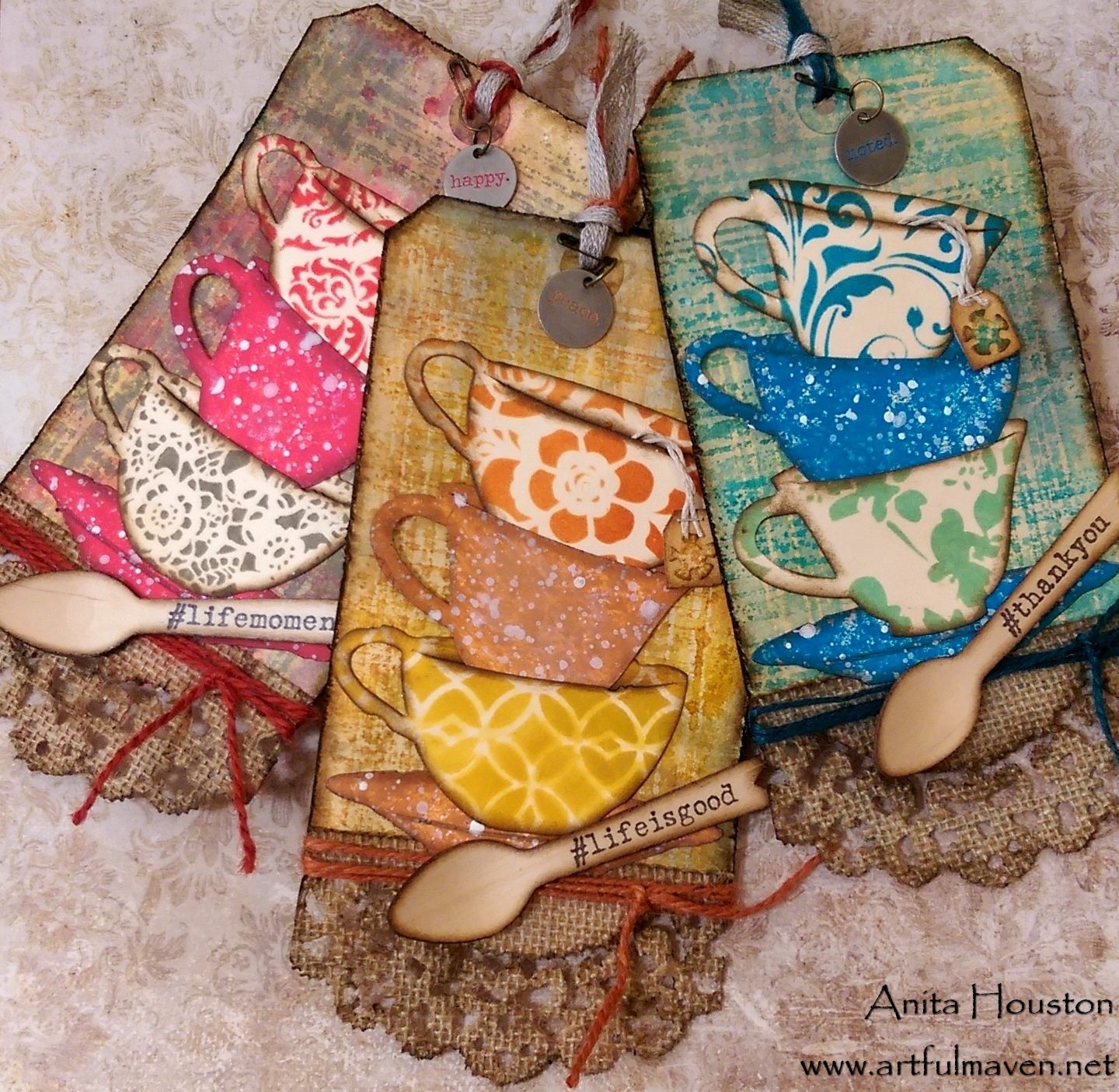 The Artful Maven Haven: 12 Tags of 2015 - June#comment-form