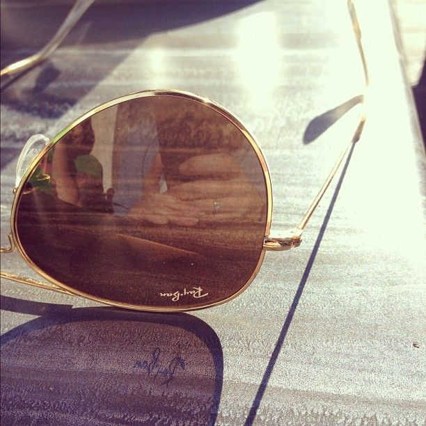 Style and class in a RayBan