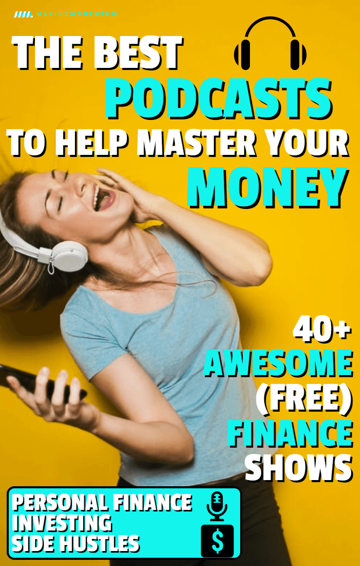 Best Personal Finance Podcasts 40 Money And Financial