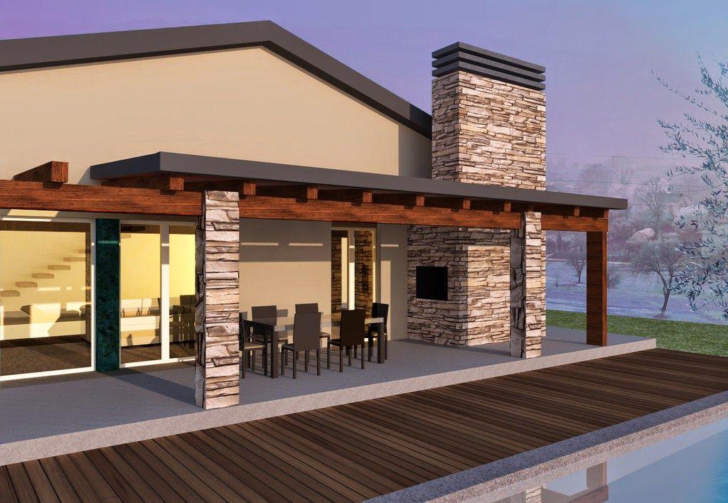 Risultati immagini per casa di campagna moderna stili di for Immagini arredamento casa moderna