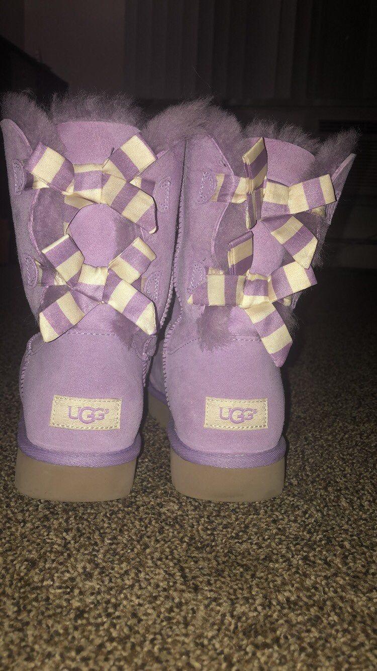 Uggs, Bailey bow uggs, Ugg boots
