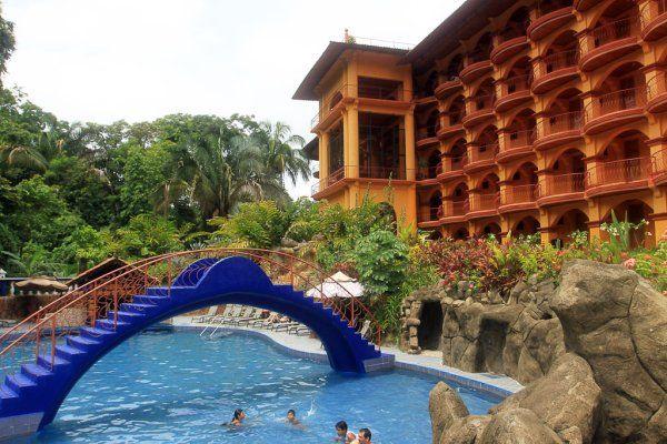 hotel sanbada pool    - Costa Rica