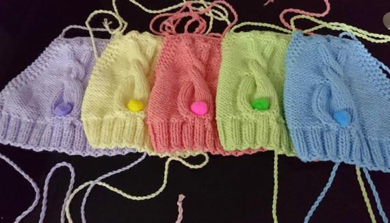 Easter bunny knit girls crop top toddler crop by handmadebyatlas easter bunny knit girls crop top toddler crop by handmadebyatlas negle Gallery