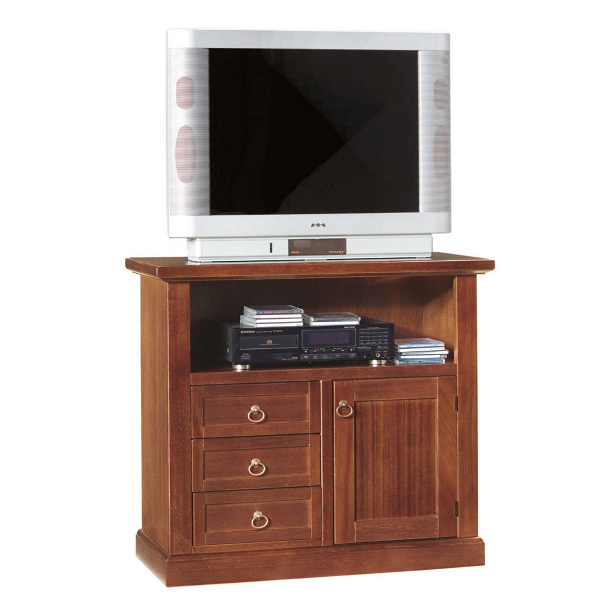 Mobile Porta Tv Plasma.Scegli Su Lealu It 1home Mobile Porta Tv Di Vetro Nero Per Lcd Led