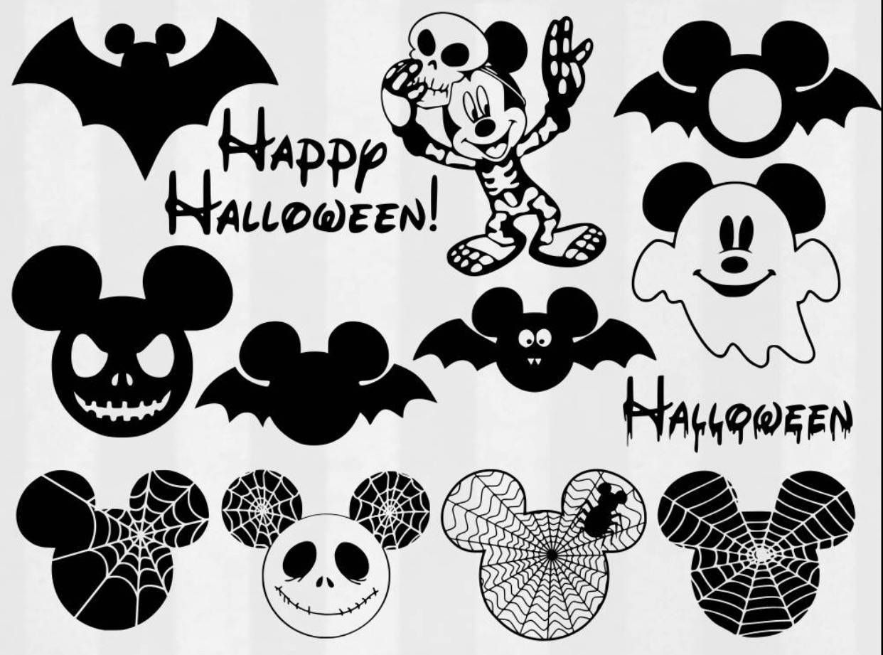 Mickey Halloween Shirts Mickey halloween, Disney