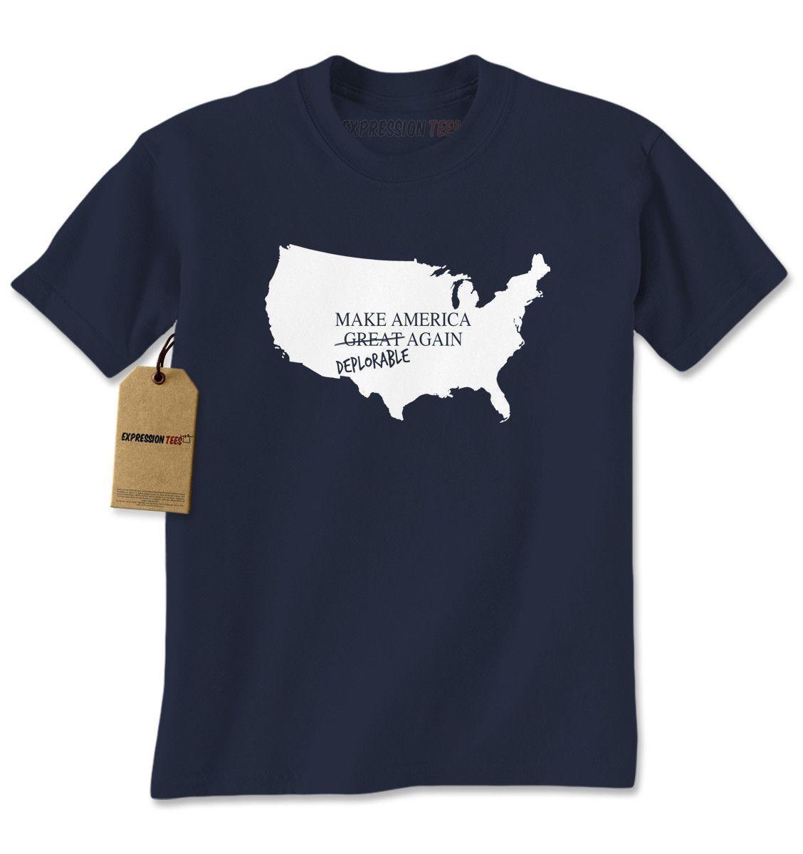 Make America Deplorable Again Mens T-shirt