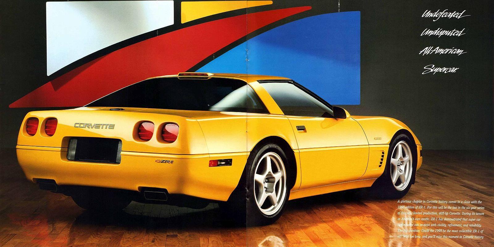c4 corvette | C4 Chevrolet Corvettes - 1986 Models | corvette ...