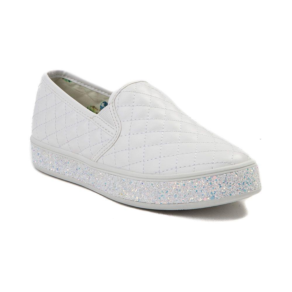 49da58ff732 Youth Tween Madden Girl Discoe Casual Shoe - White - 1310500