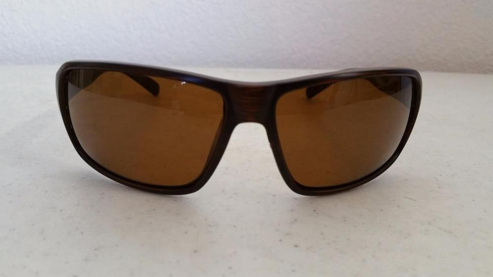 e250064ac2  20.95 Used Suncloud Tailgate Burnished Brown Frame Amber Polarized Lenses   Suncloud  Sport