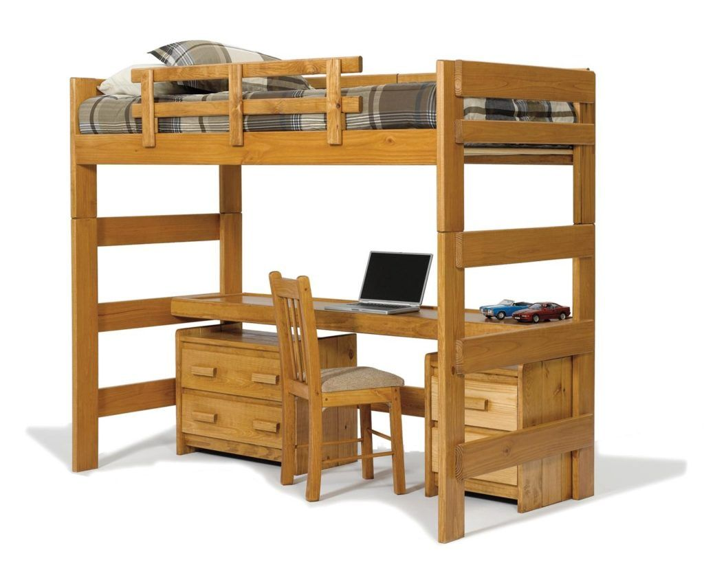 17 Bunk Beds with Desks Underneath for Sale | Bunk bed with desk ...