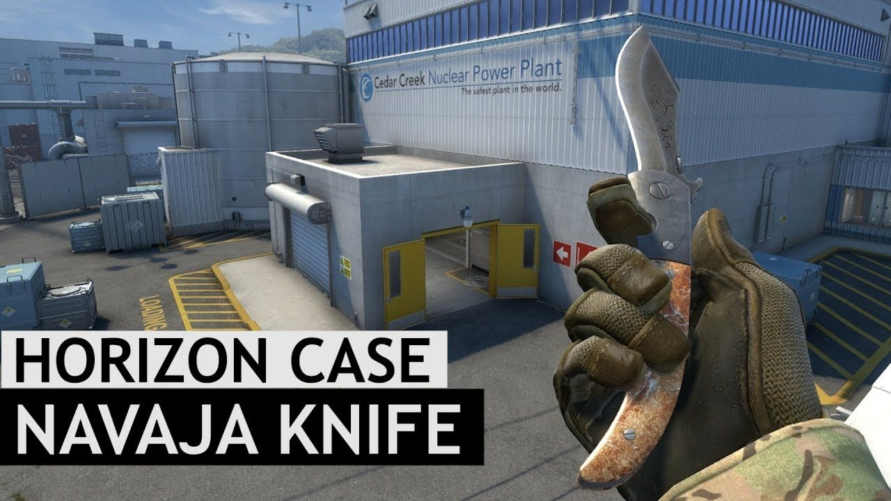 Navaja Knife Animations Horizon Case Update Cs Go Nuclear Power Plant Animation Horizons