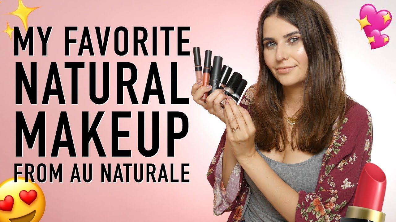 My Favorite Natural Makeup from Au Naturale (Cruelty Free