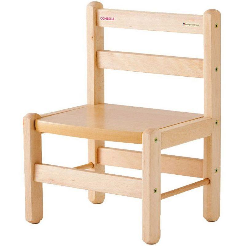 Chaise Basse En Bois Massif Petite Chaise En Bois Chaise Combelle Chaise