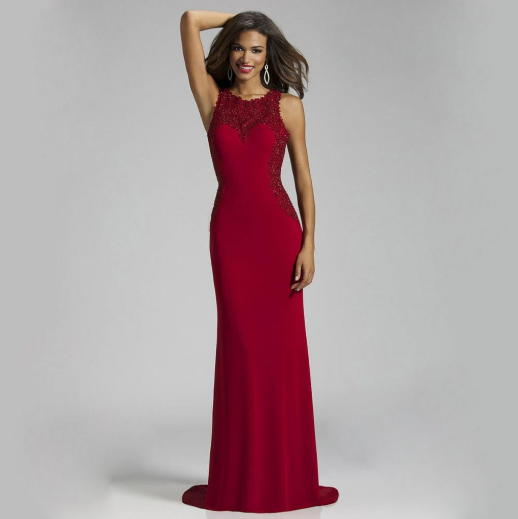 Deep Red Prom Dress Beautiful Prom Dresses 2017 Check More At Http