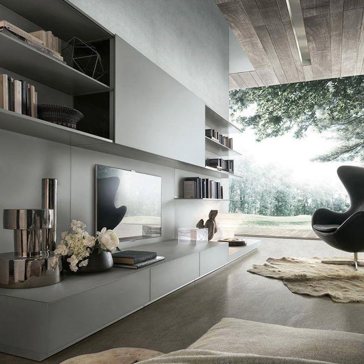Ballarini Interni For the Home Pinterest Tv walls, Interiors