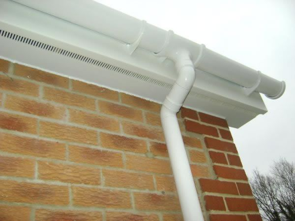 Pbm Exteriors Installation Process For Fascias And Soffits Gutters Installation Pvc Gutters