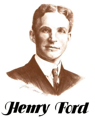 Henry Ford Was An American Industrialist The Founder Of The Ford Motor Company And Sponsor Of The Development Of Th Ford Quotes Henry Ford Quotes Bank Quotes