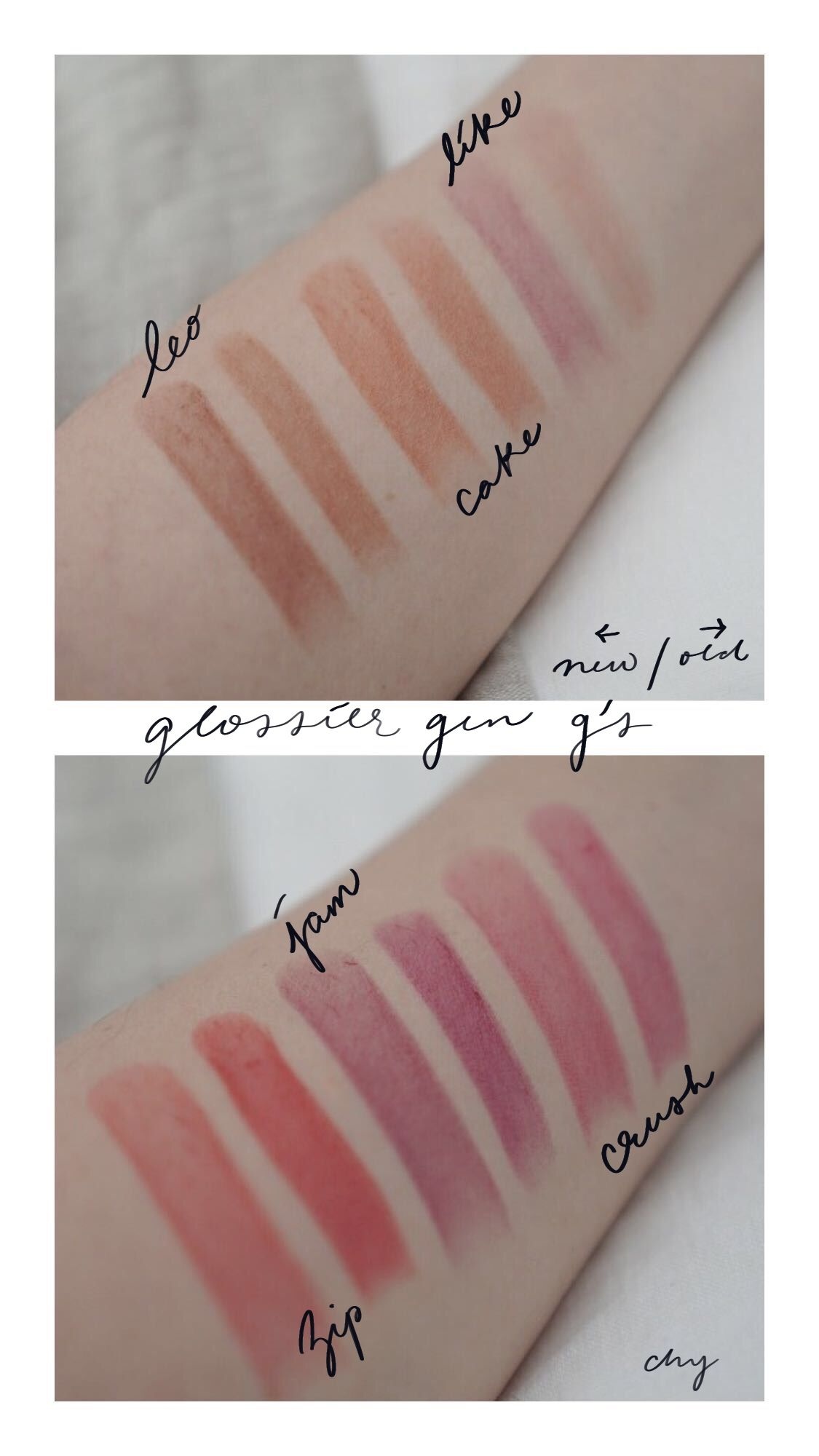 Generation G by Glossier #3