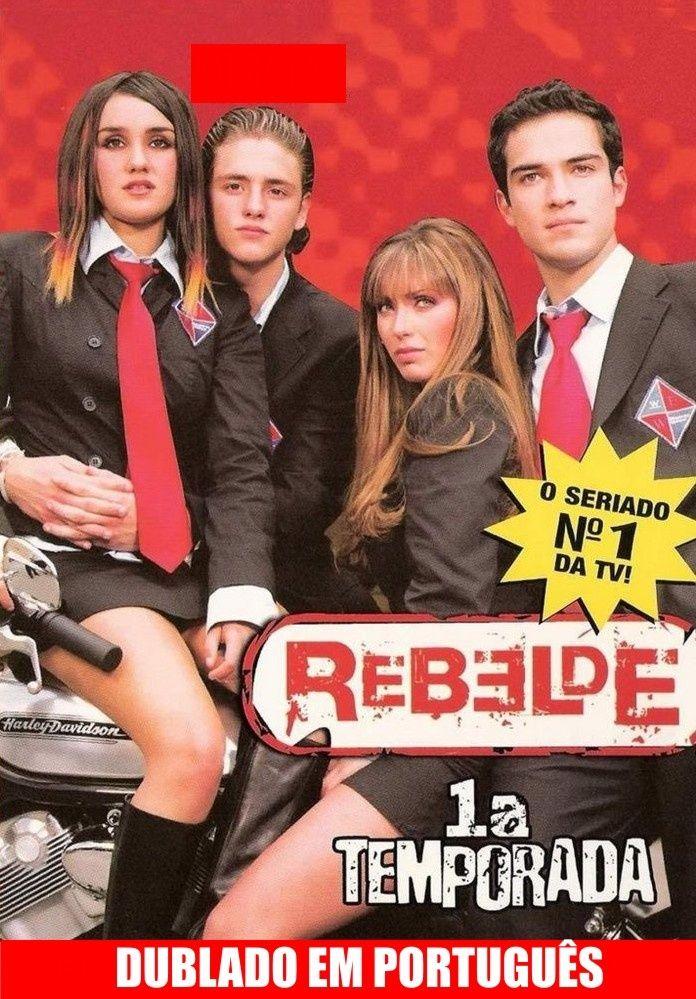 Rebelde Com Imagens Temporadas Shows