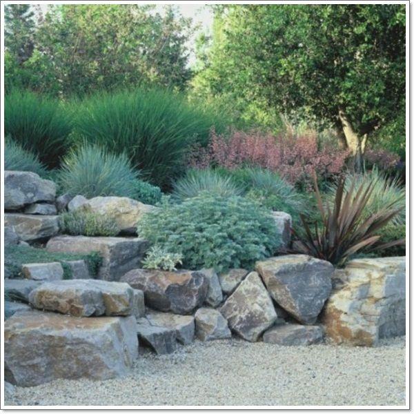 30 Schöne Rock Garten Design Ideen #hoflandschaften