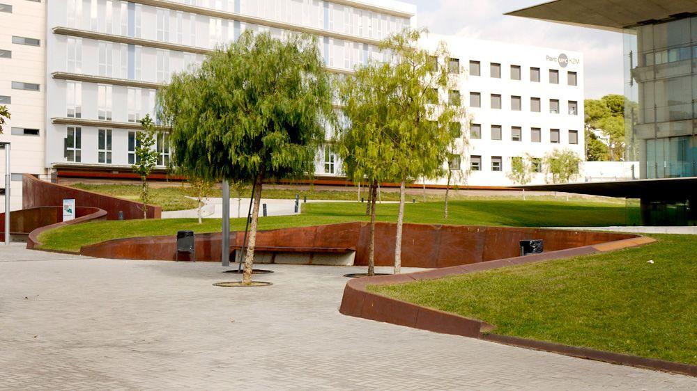 Taller Landscape Architecture Campus Nort Barcelona 05 Landscape