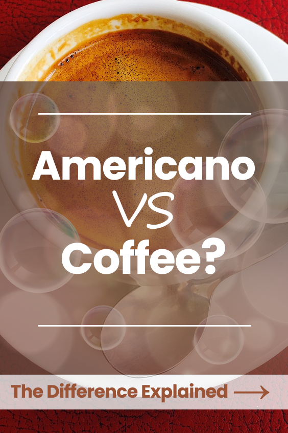 Americano vs Regular Drip Coffee What's the Difference