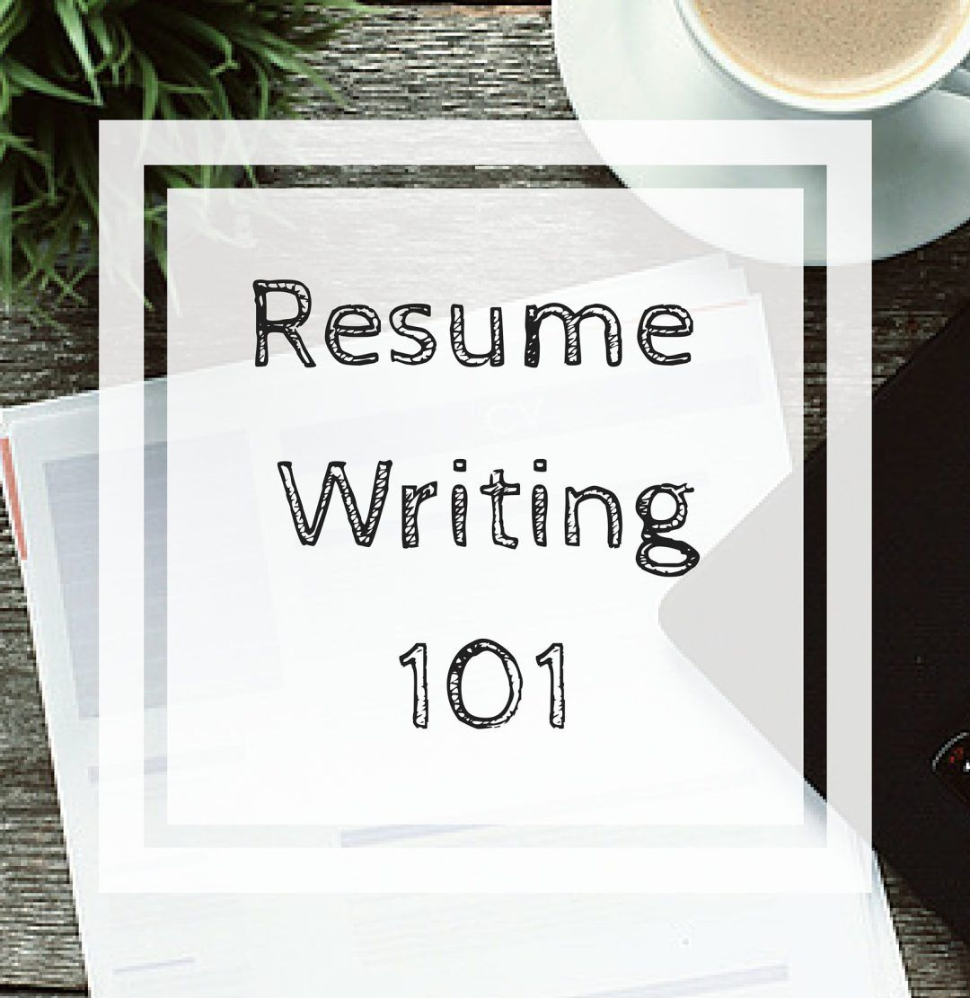 resume writing 101 free resume templates included work at