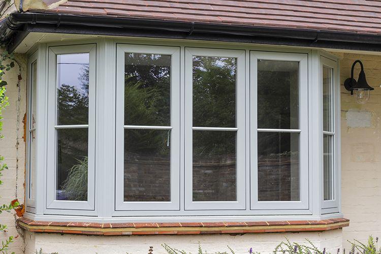 Solarlux sl 60e bi folding doors halo flush upvc windows for Front door johnson valley