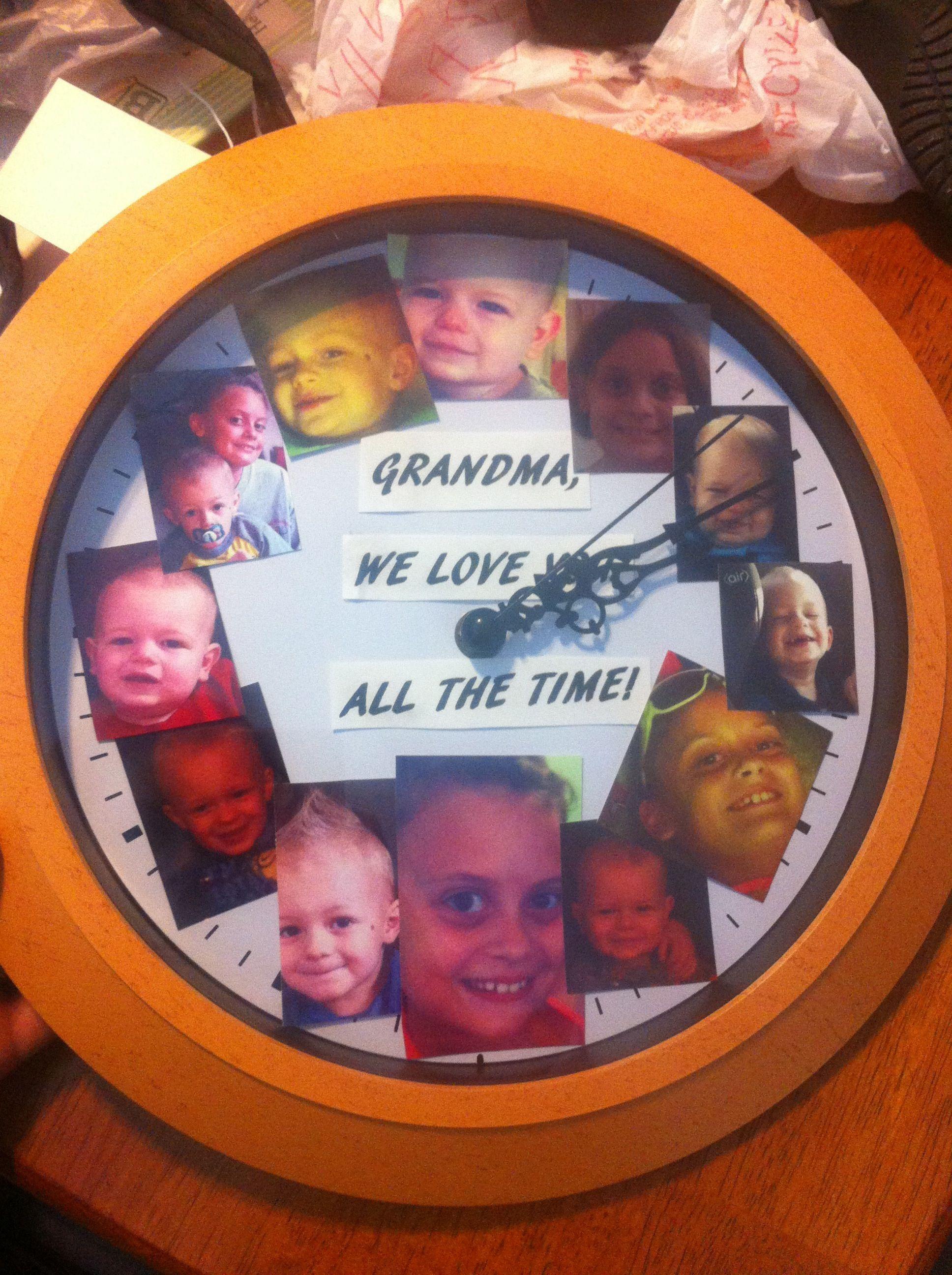 Birthday gift for Great-Grandma! | Gifts | Pinterest