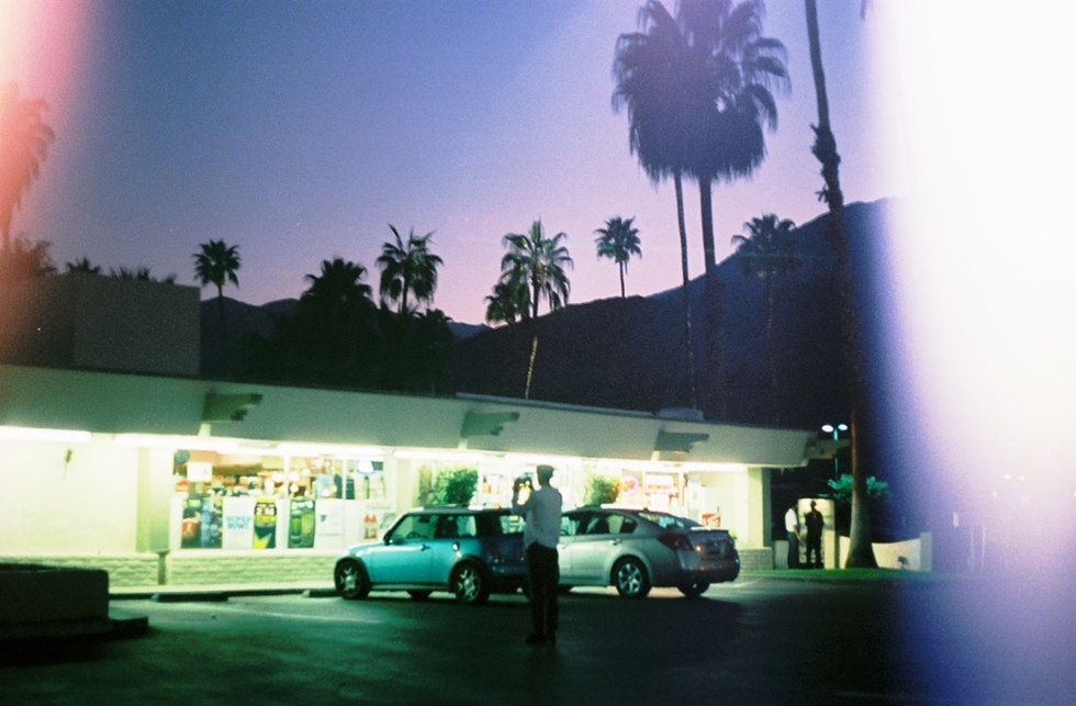 Greetings From Palm Springs: A Photo Diary | Fashion Magazine | News. Fashion. Beauty. Music. | oystermag.com