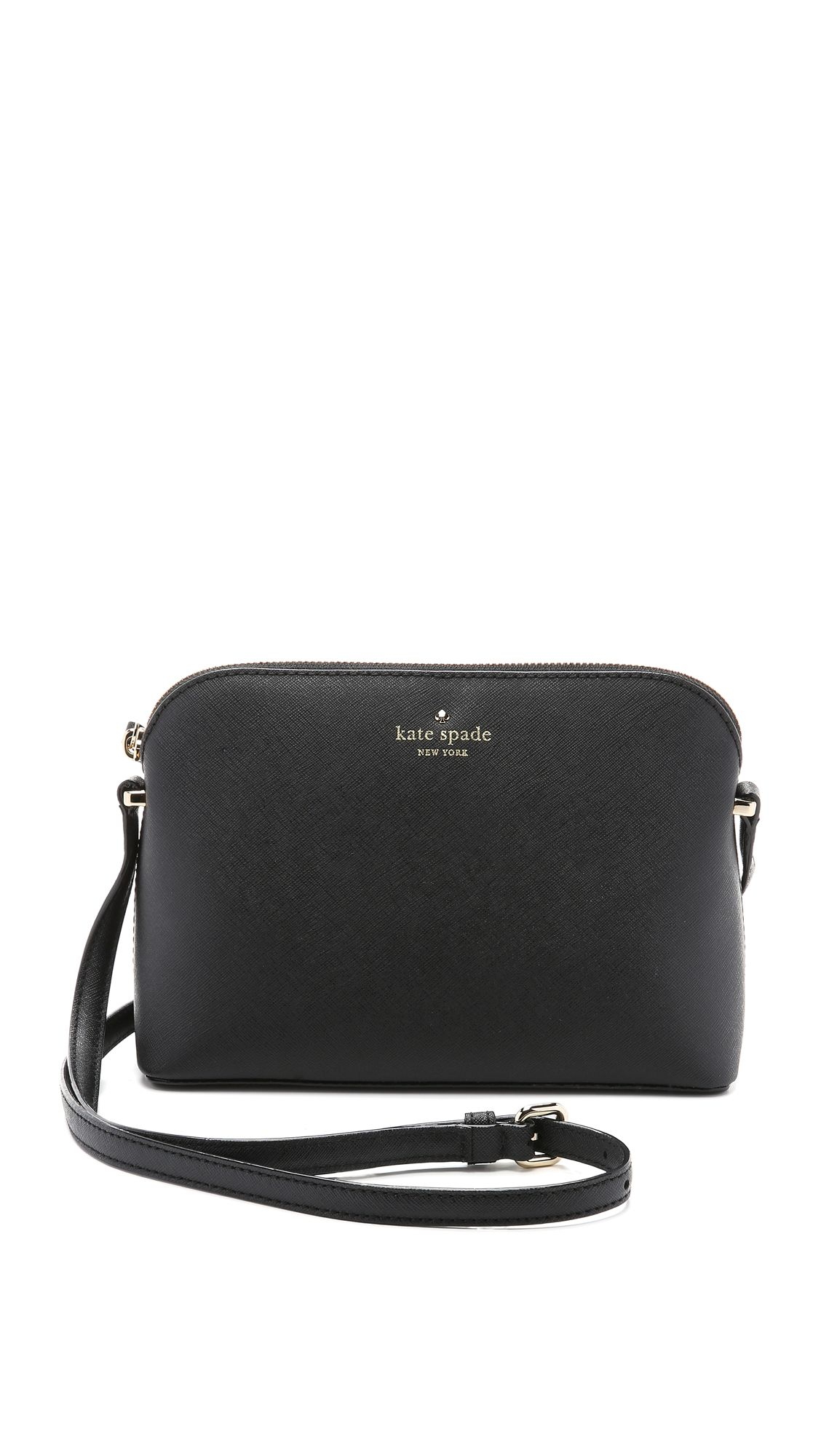 8c02226b3 Kate Spade New York Mandy Dome Cross Body Bag - Black | SHOPBOP.COM saved  by #ShoppingIS