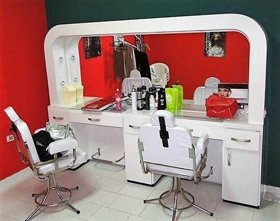 Resultado de imagen para muebles para una peluqueria for Muebles para peluqueria
