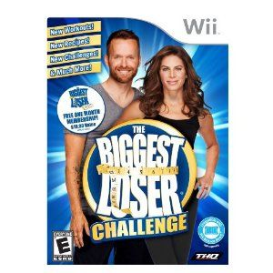 The Biggest Loser Challenge --- http://www.amazon.com/The-Biggest-Loser-Challenge-Nintendo-Wii/dp/B003S2OO7W/?tag=jayb4903-20