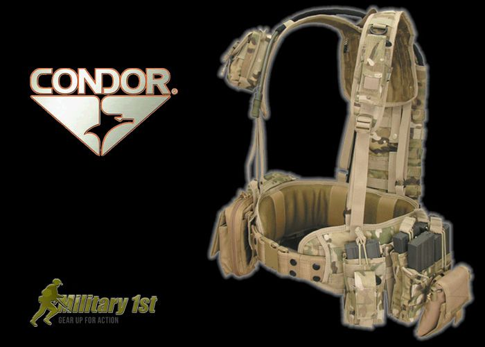 Condor H-Harness Now At Military1st | Airsoft | Combat gear, Airsoft