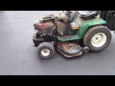 Briggs 20hp Twin Won T Start Lawn Mower Repair Riding Mower Lawn Mower