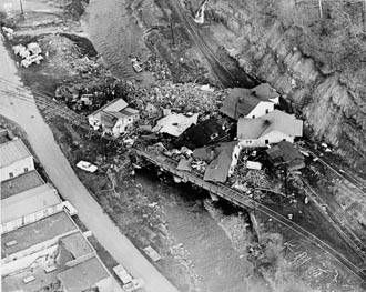 Buffalo Creek Disaster West Virginia History West Virginia Mountaineers Football West Virginia Mountaineer