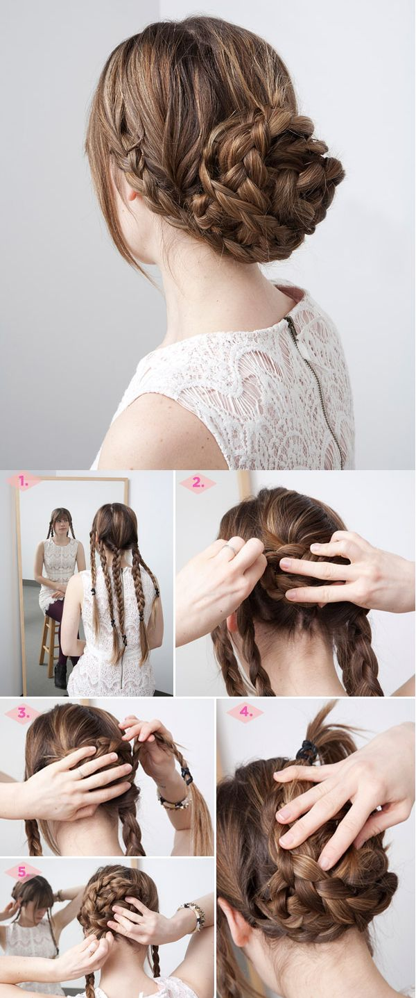 In the thick of it fancy hairstyles for thick hair hair style