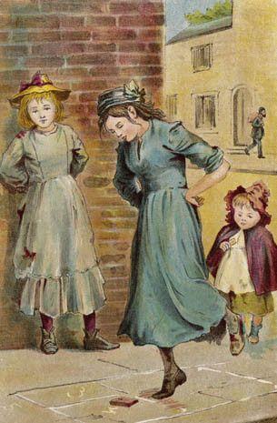 Juegos Y Juguetes La Casa Victoriana Ilustración Victoriana Illustration Dibujo De Niños Jugando