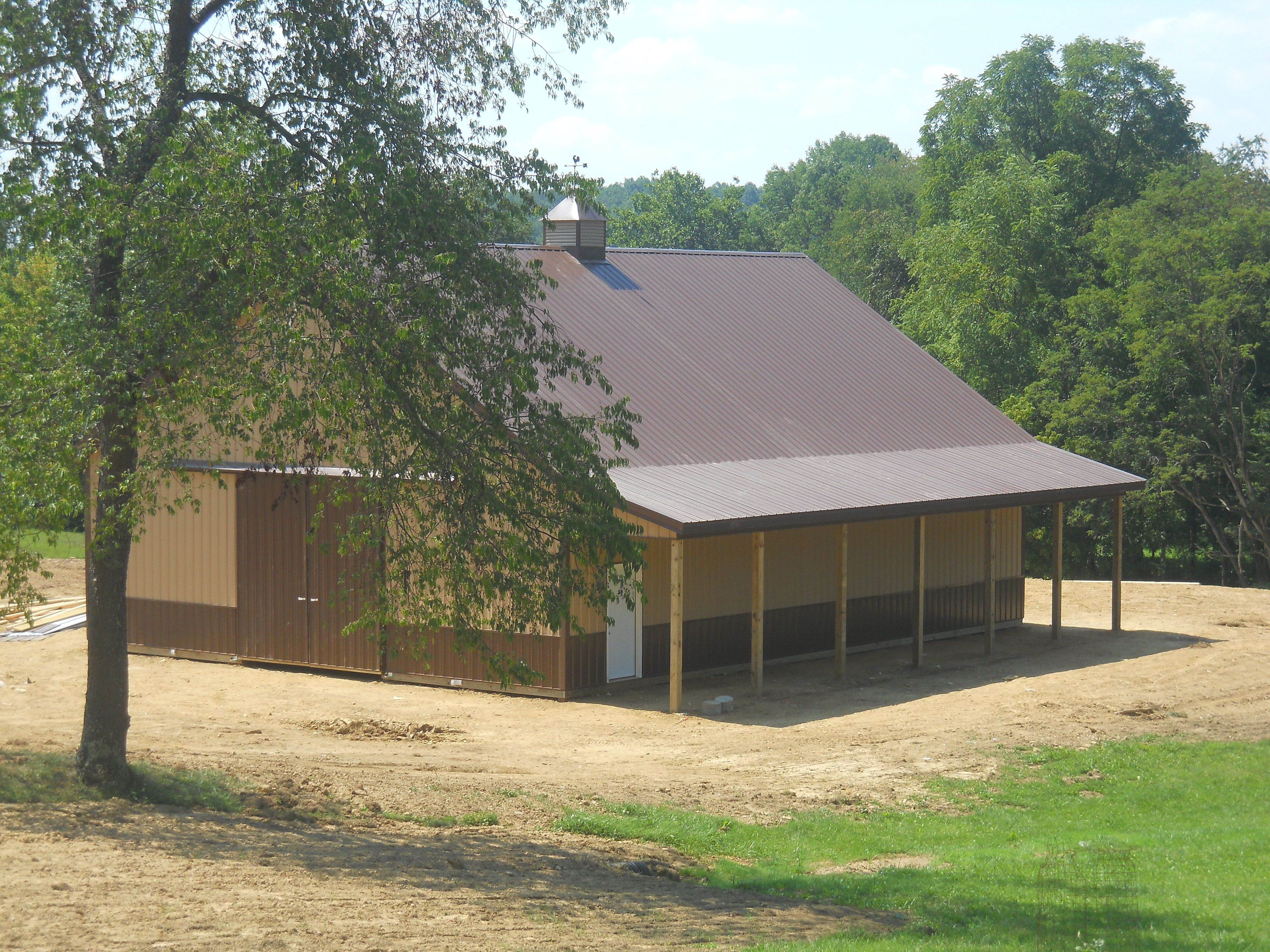 Home superb pole barn ohio barn pinterest outdoor for Pole barn house plans and prices ohio