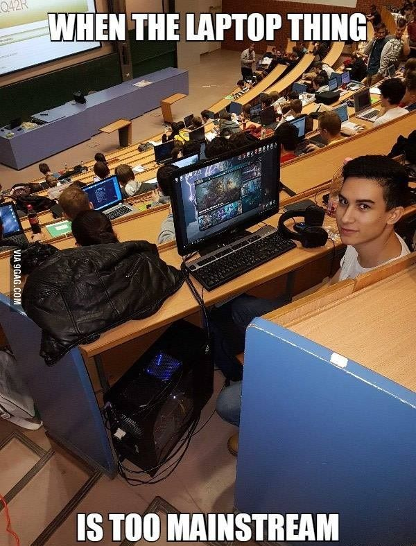 The Laptop Thing Lol league of legends, Gamer meme